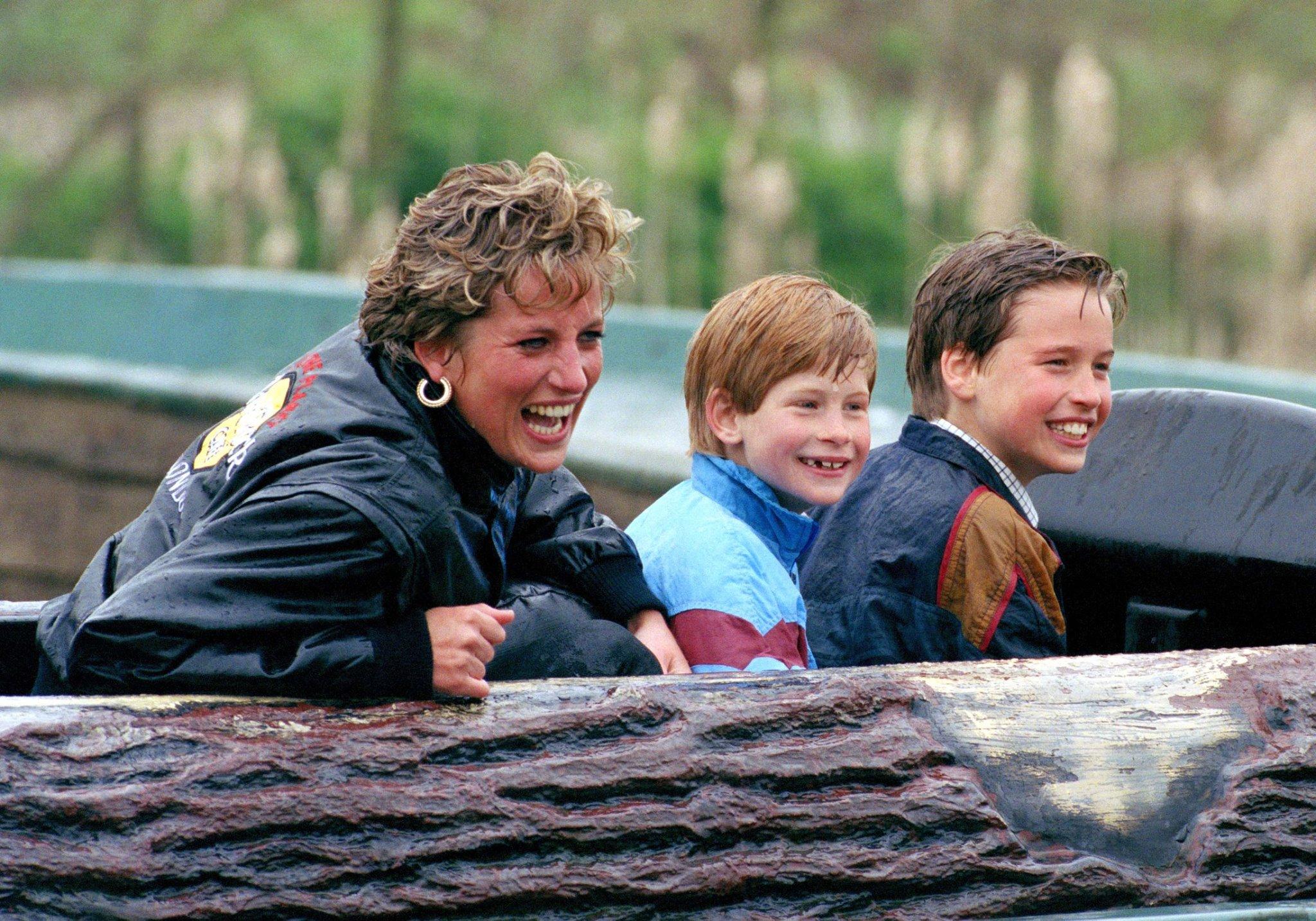Princess Diana Getty Images