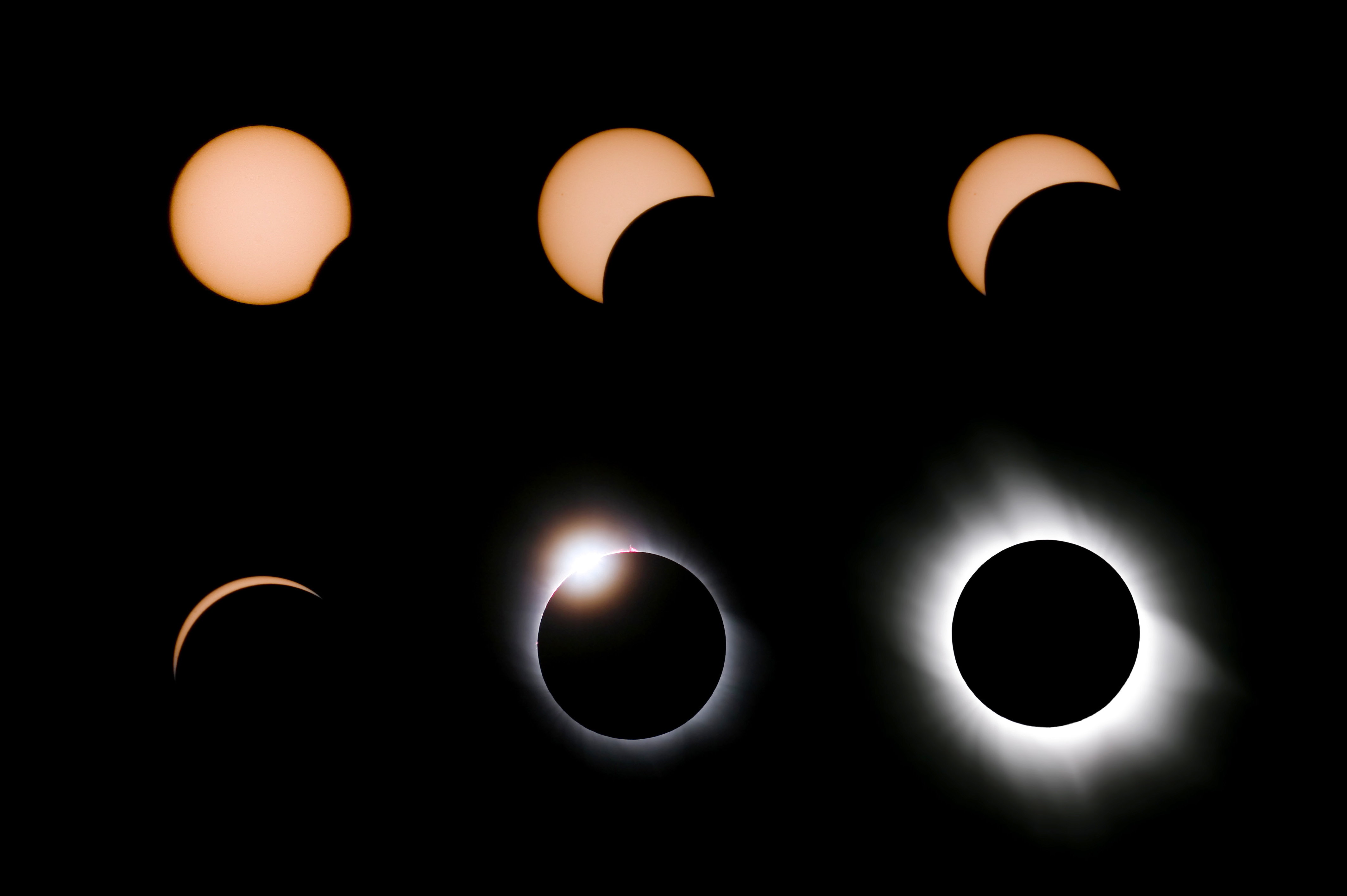 Total Solar Eclipse Getty