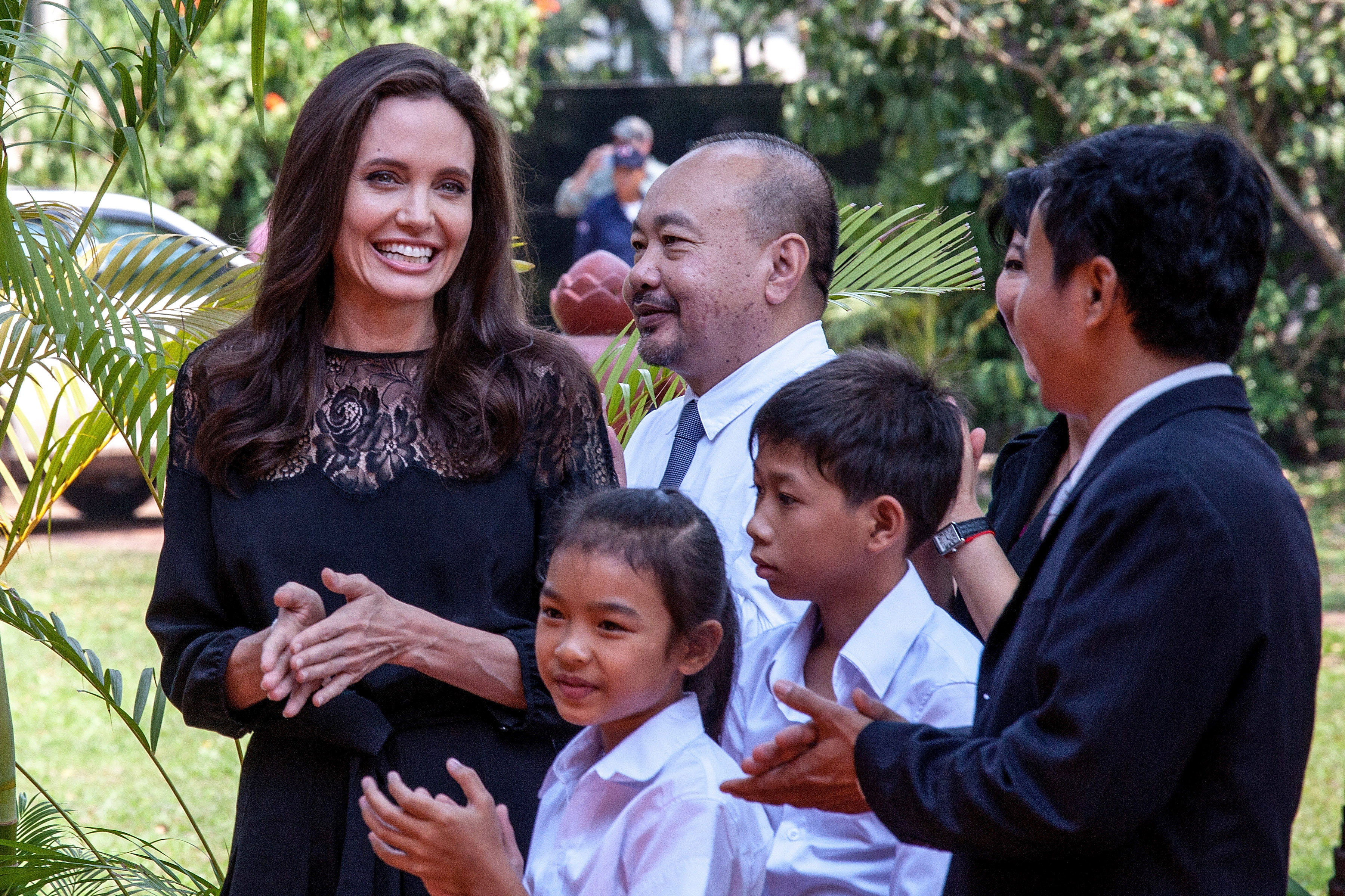 Angelina Jolie First They Killed My Father