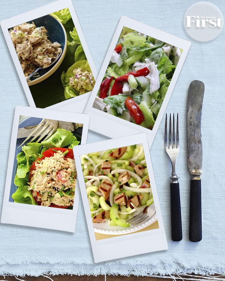 Summer Tuna Salad Recipes