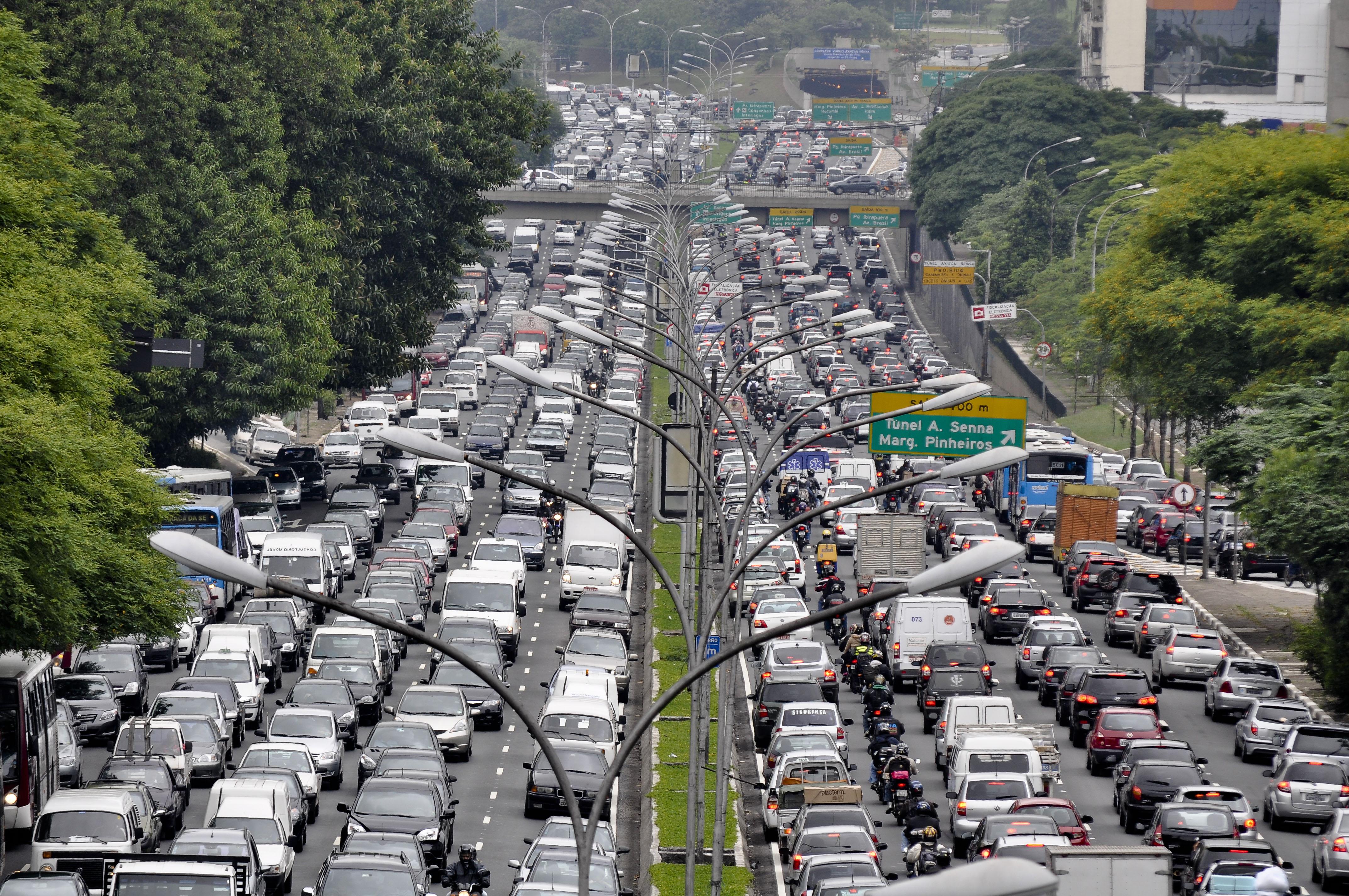 traffic getty