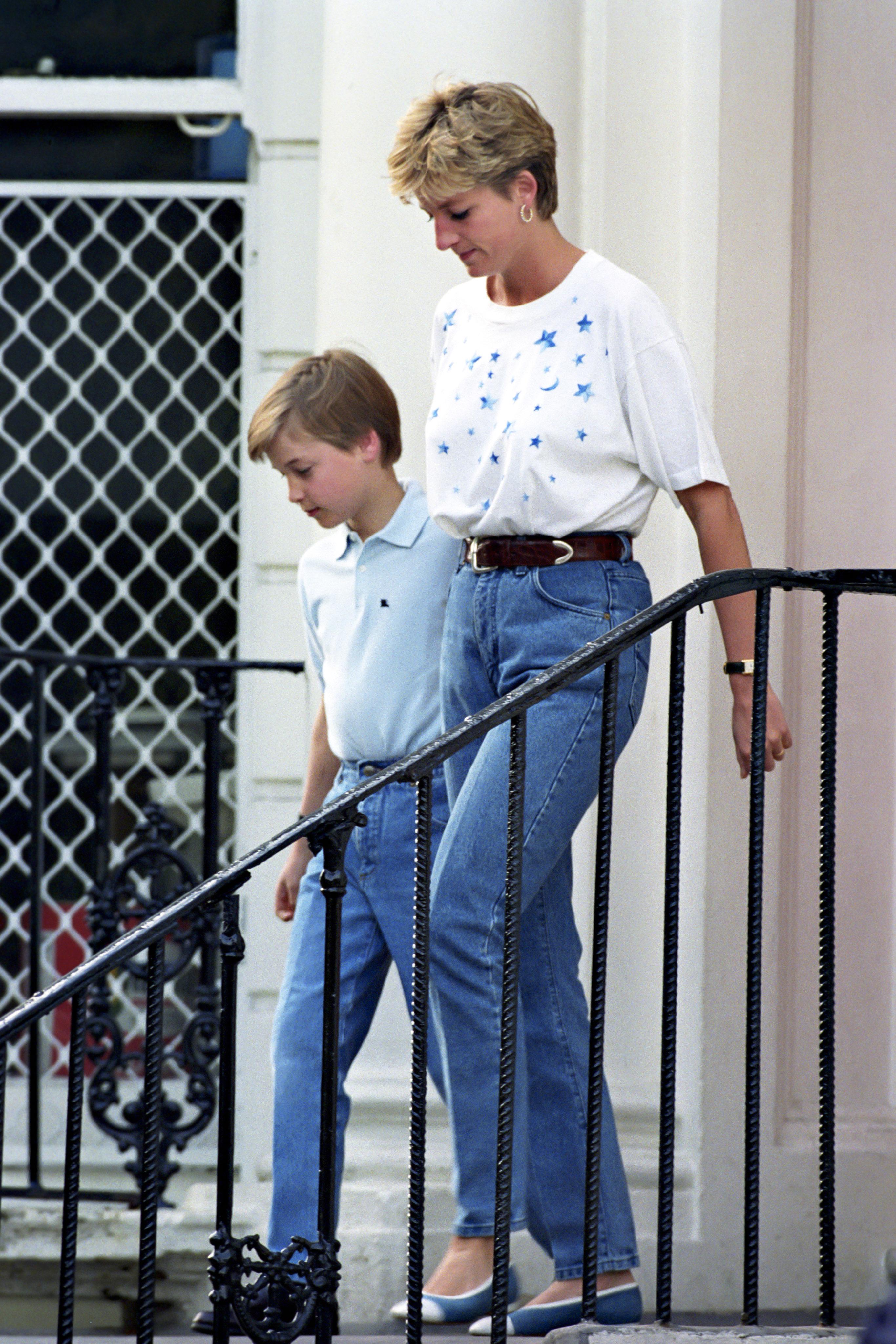 Princess Diana Jeans