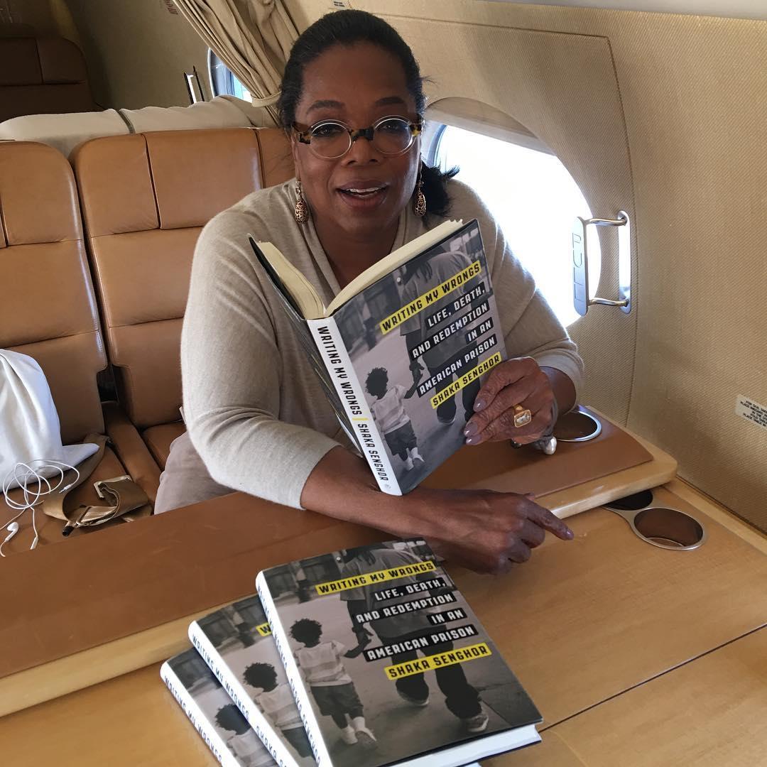 oprah book recommendation