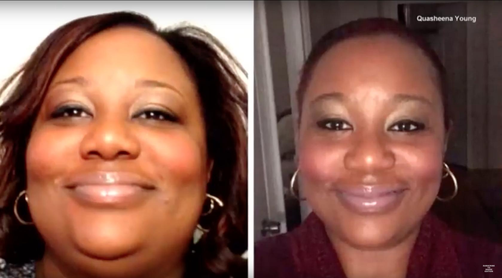 weight loss success story Quasheena Young