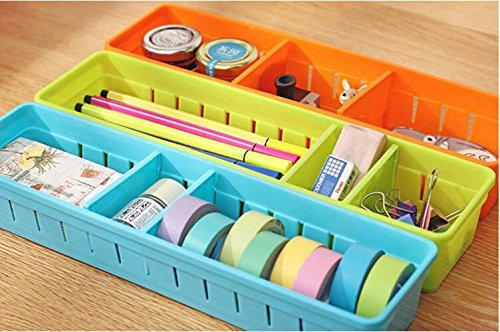 Chris.W Colorful Creative Plastic Drawers