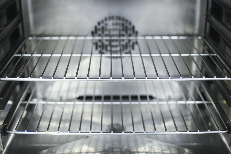 inside oven getty