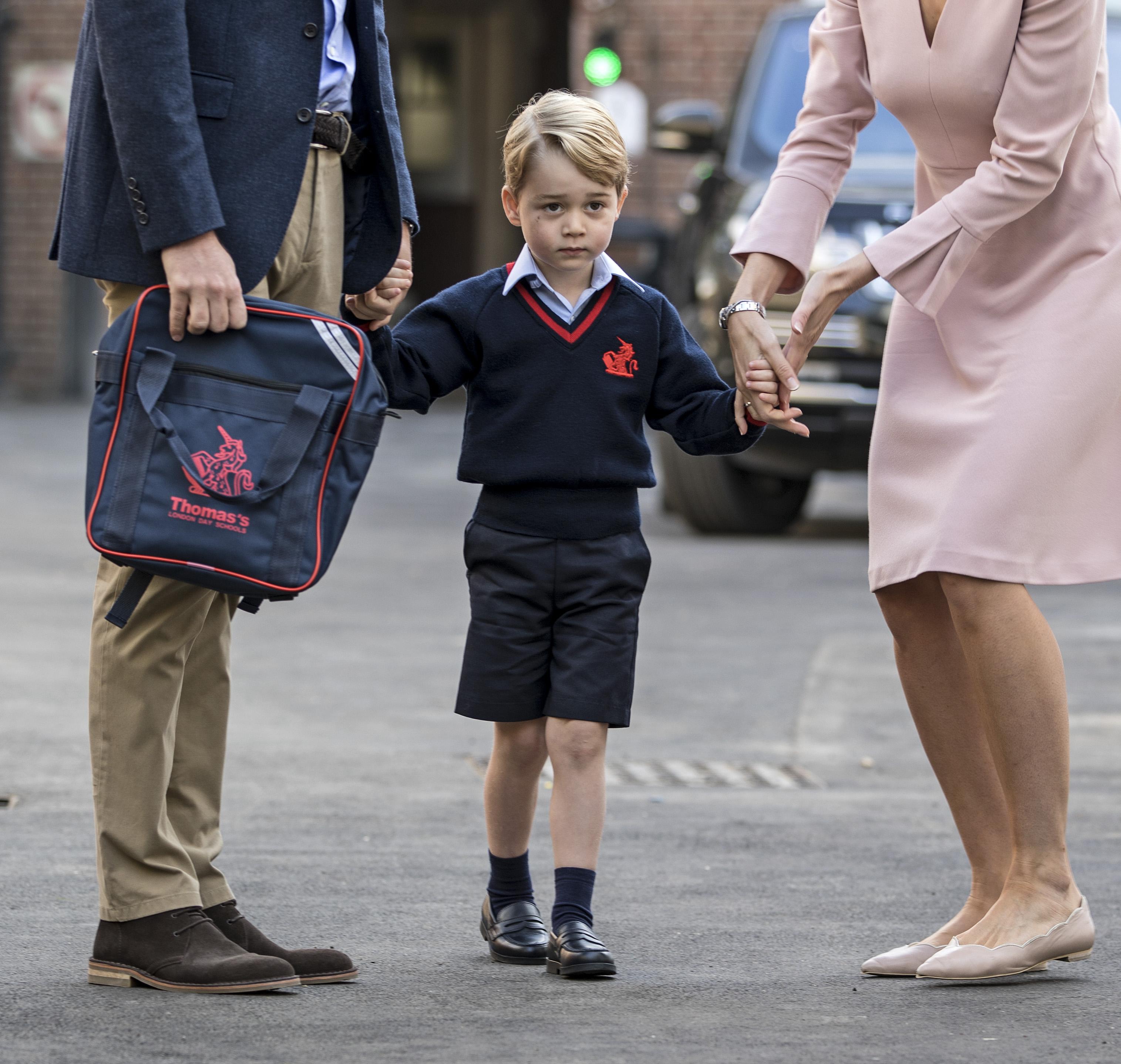 Prince George School