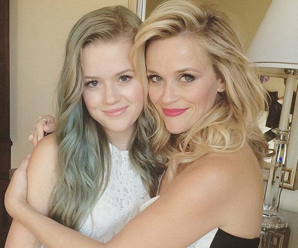 Reese Witherspoon Ava Phillippe