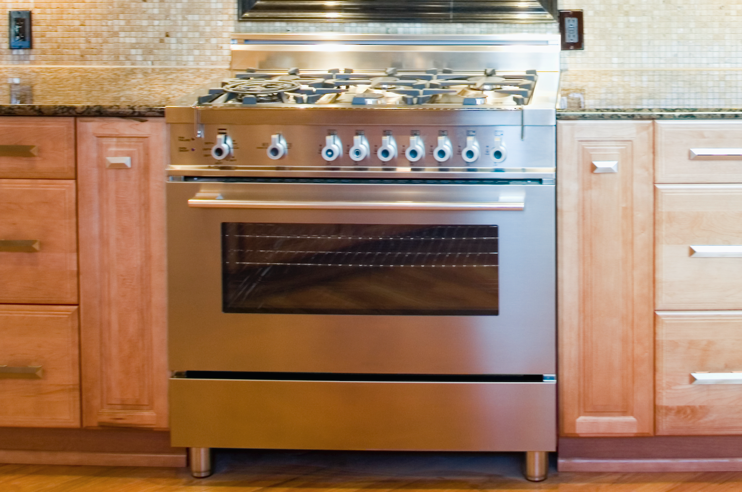 oven getty