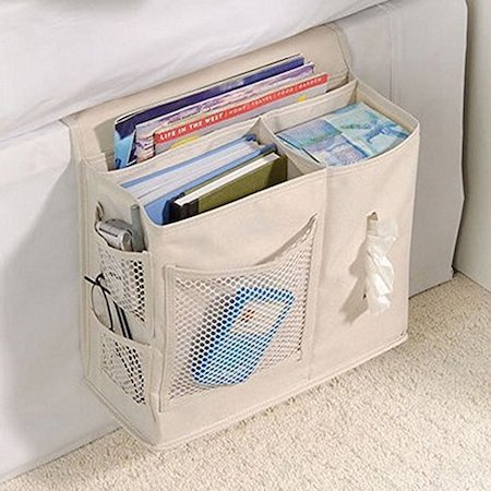 TuneUp Bedside Storage Caddy-1
