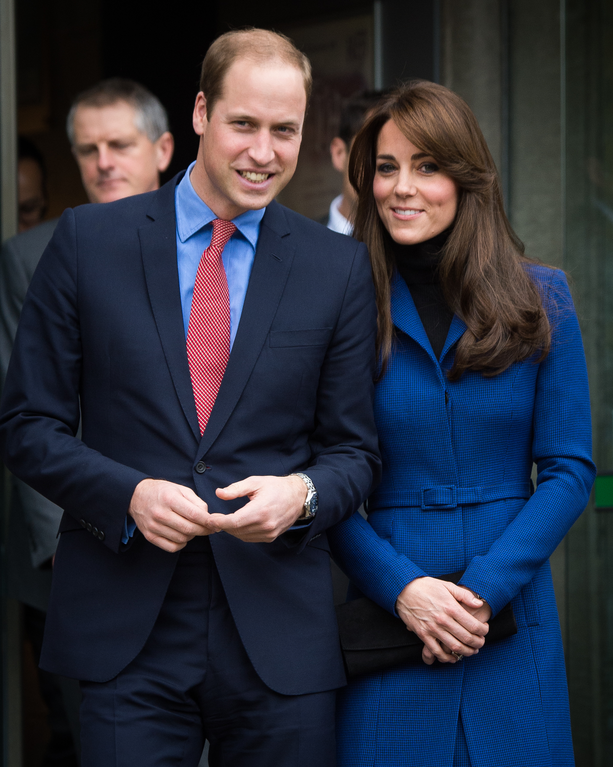 Prince William and  Kate Middleton — Getty Images