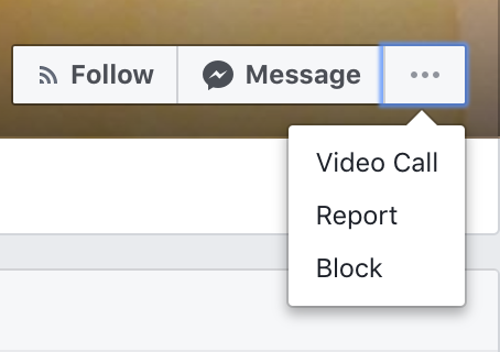 how to remove facebook followers