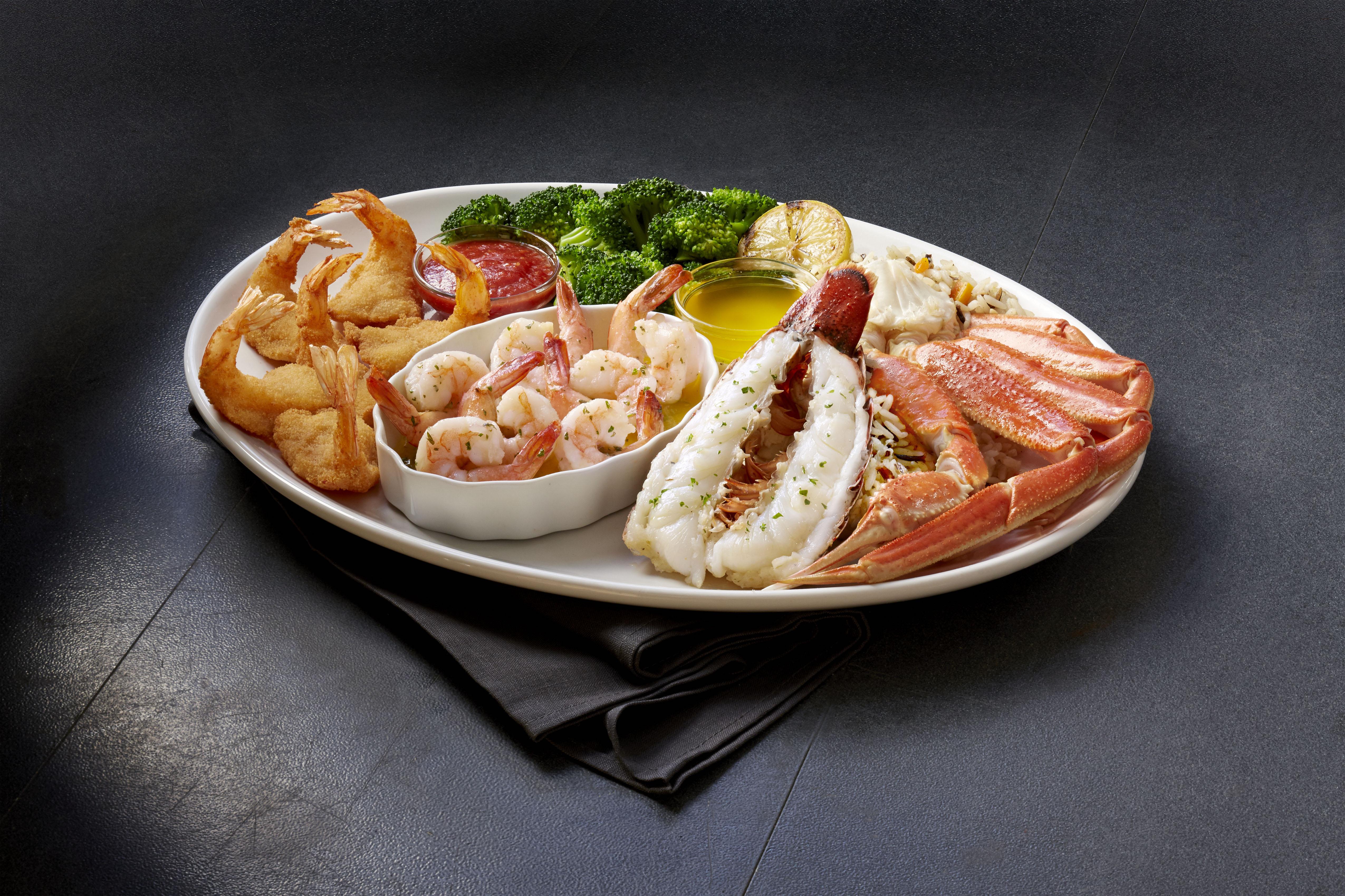 Red Lobster Ultimate Feast