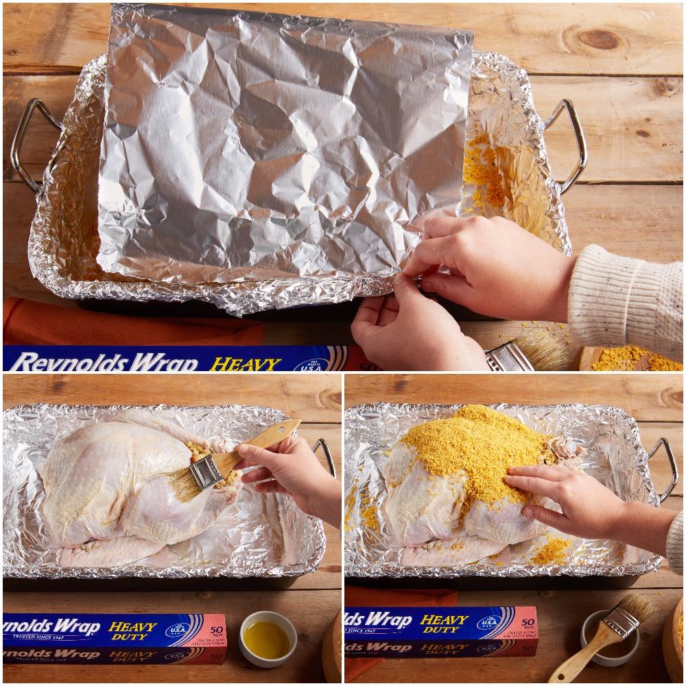 Doritos Turkey Steps