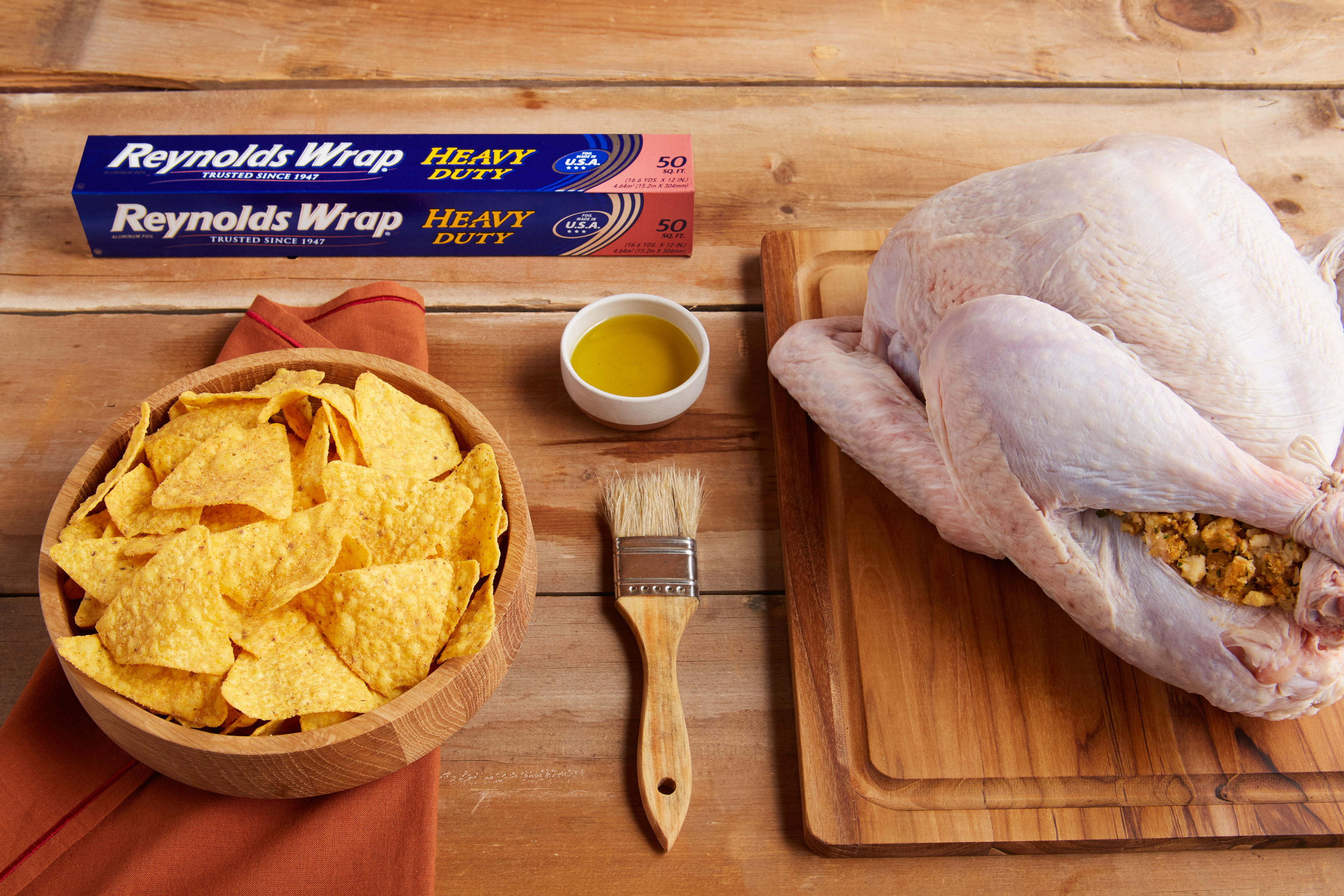 Doritos Turkey Ingredients