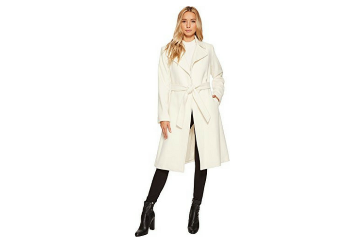 Meghan Markle White Coat Look-a-Like Ralph Lauren