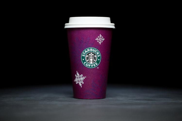 Starbucks Christmas Cups 1998