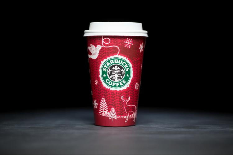 Starbucks Christmas Cups 2008
