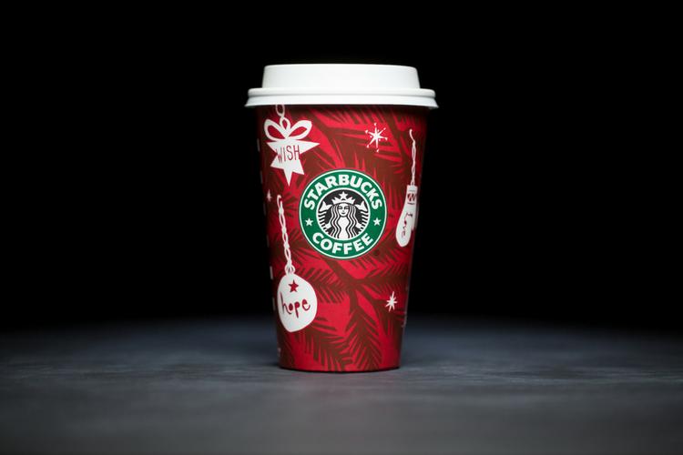 Starbucks Christmas Cups 2009