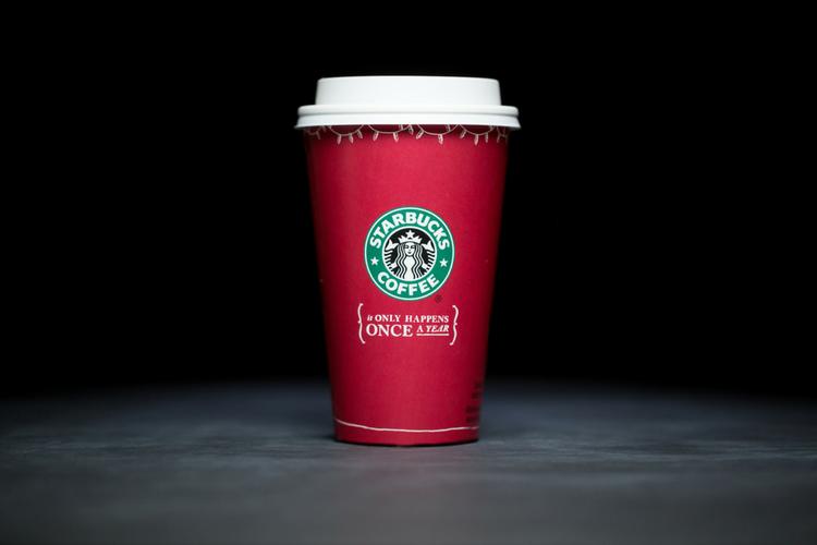 Starbucks Christmas Cups 2005