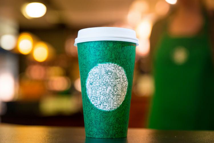 Starbucks Unity Cup