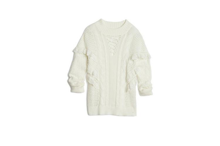 Cream Sweater Marshall's