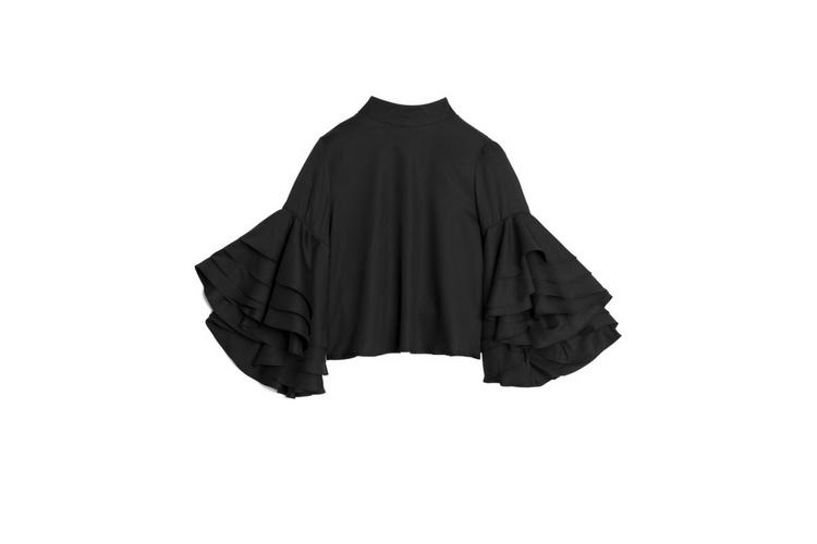 Holiday shirt black
