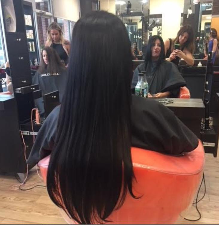 Long Hair Over 40