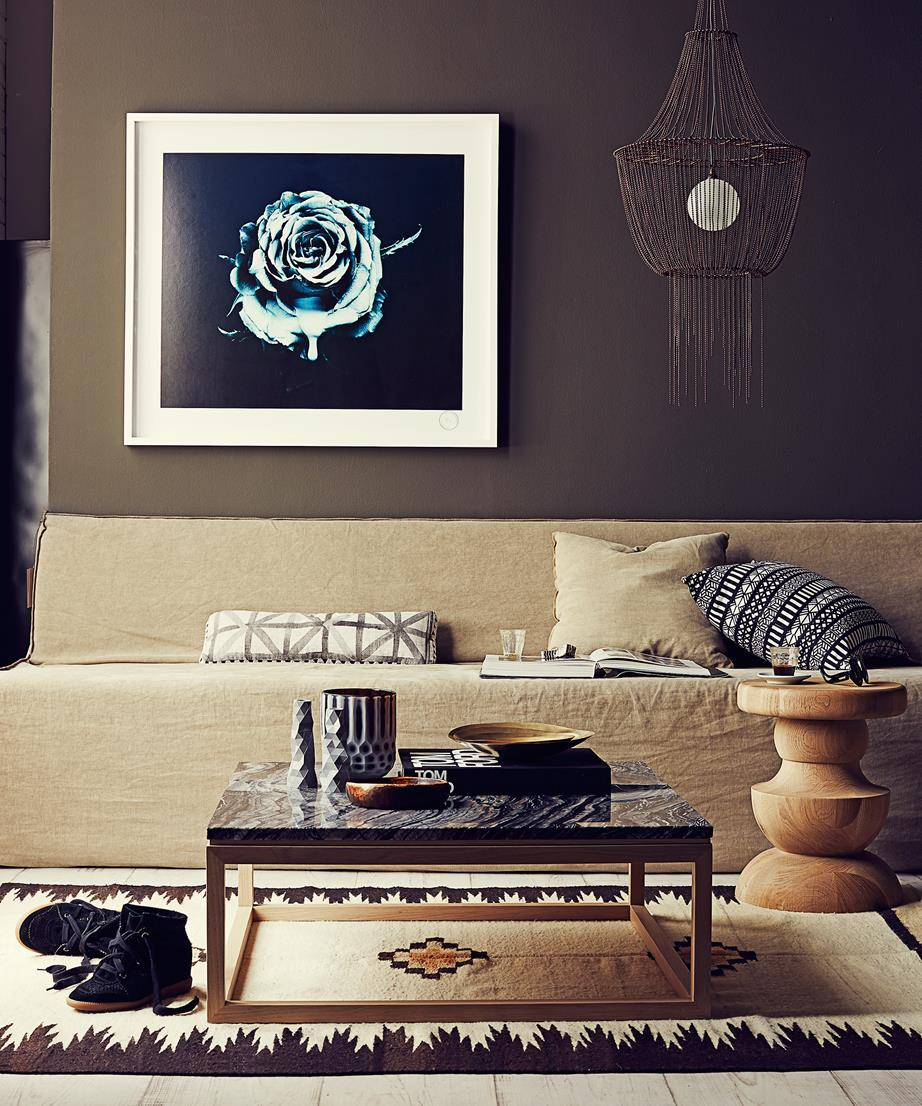cozy living room htl