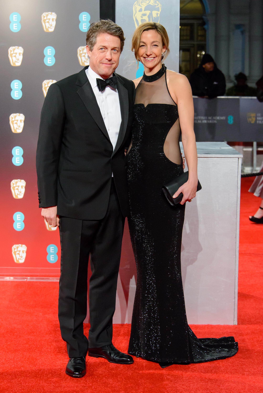 Hugh Grant Girlfriend Getty Images