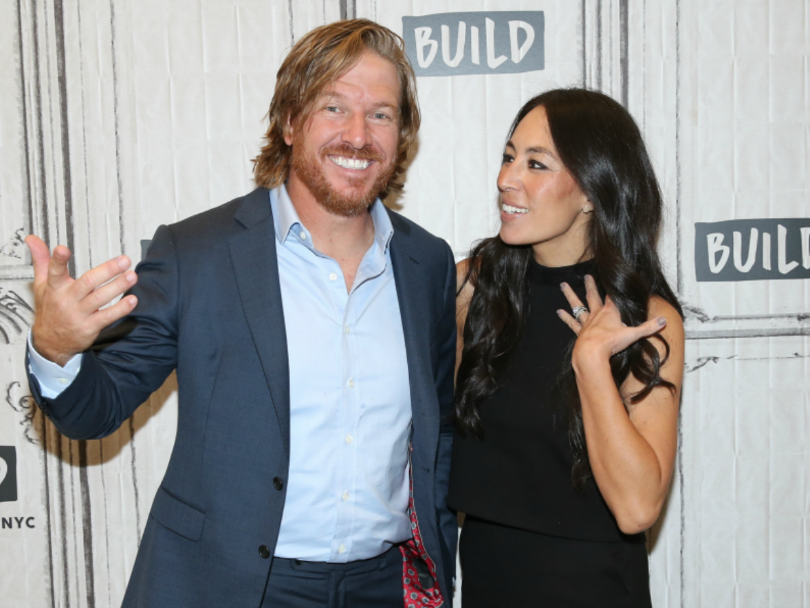 Joanna and Chip Gaines new baby