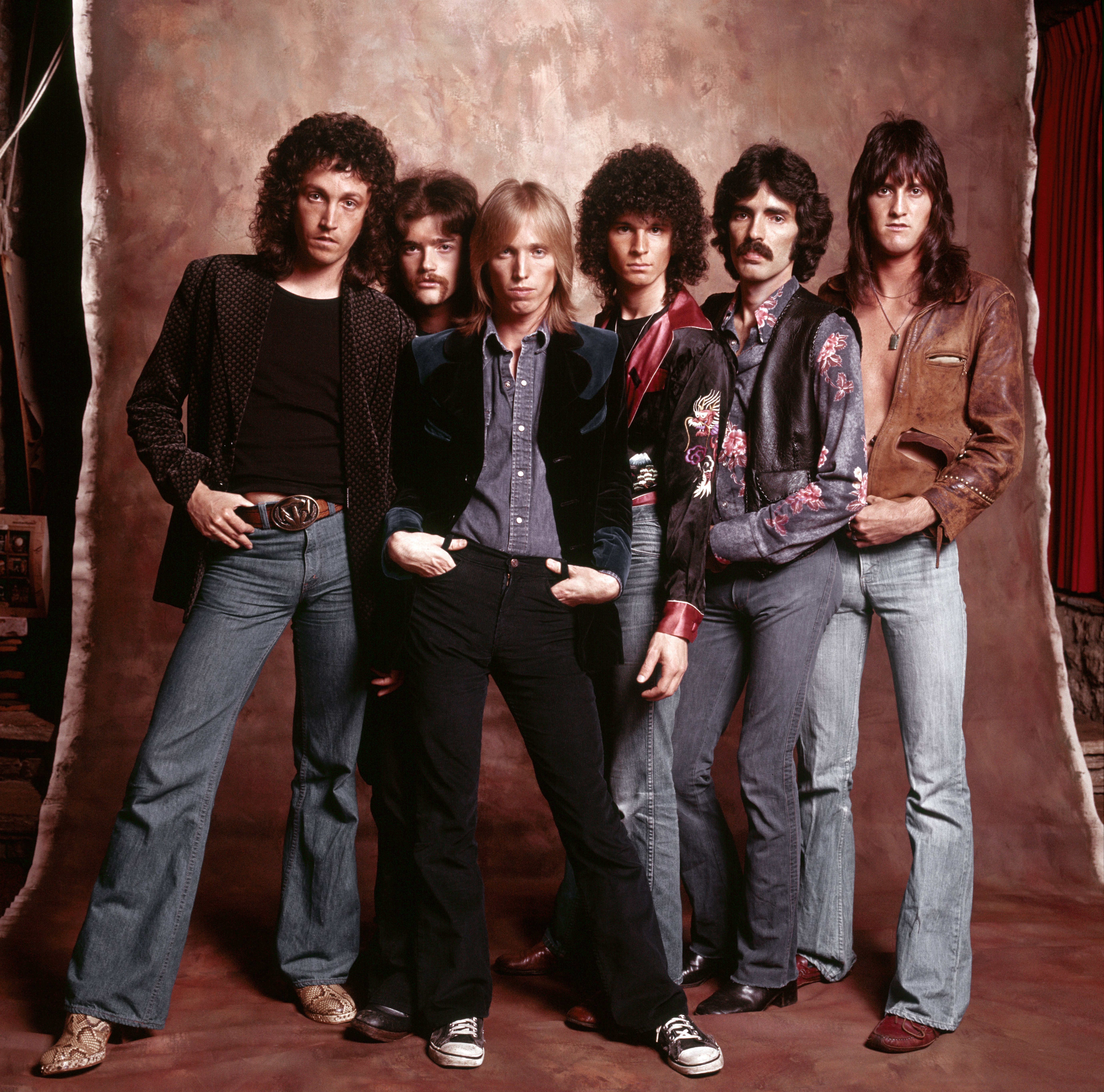 Tom Petty and the Heartbreakers Getty Images