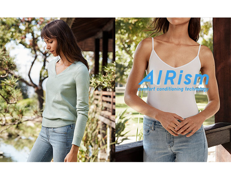 airism clothing perimenopause what to wear first for women