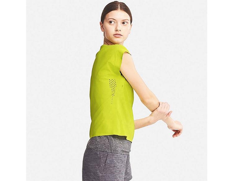 dry tshirt Perimenopause what to wear