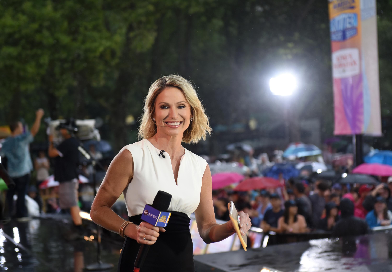 Amy Robach July 2017 Getty