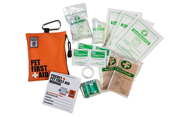 Pet First Aid Kit Dogs Cats