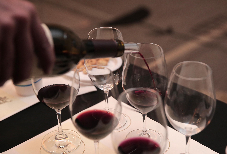 Antinori Wine Tasting Getty Images