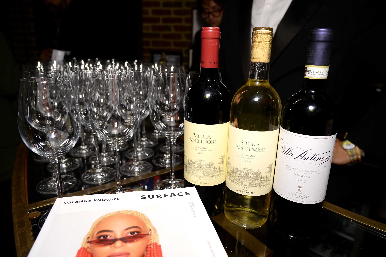 Antinori Wines Getty Images