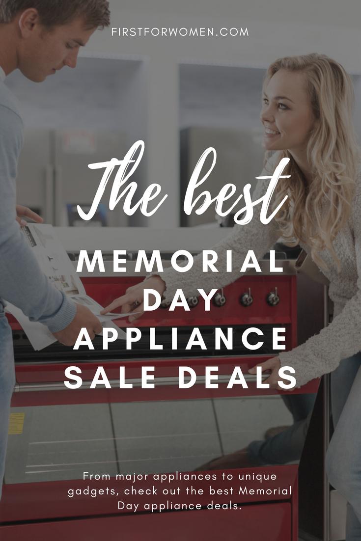 Best Memorial Day Appliance Deals