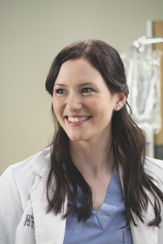 Lexie Grey Greys Anatomy Getty Images