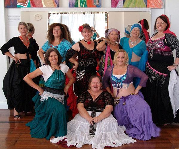 Sue Belly Dancing Group NTL