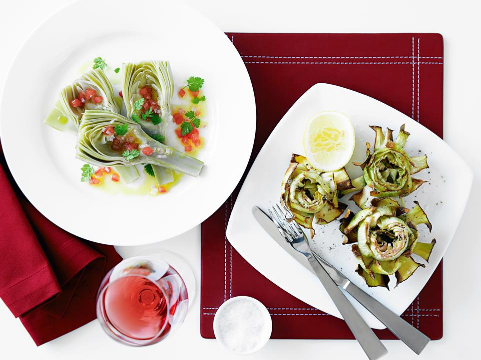Artichoke How-to Food to Love