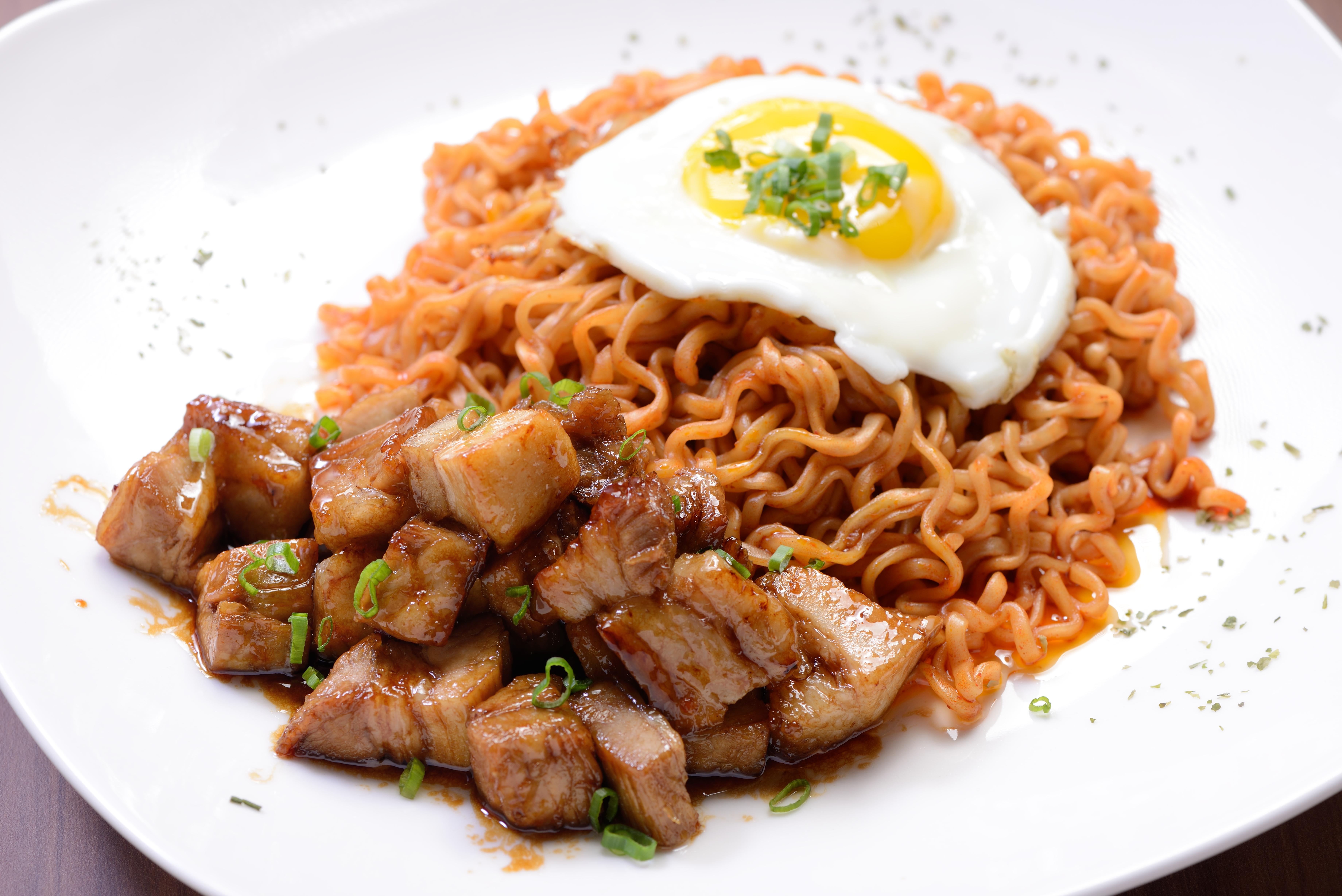Noodles Getty Images