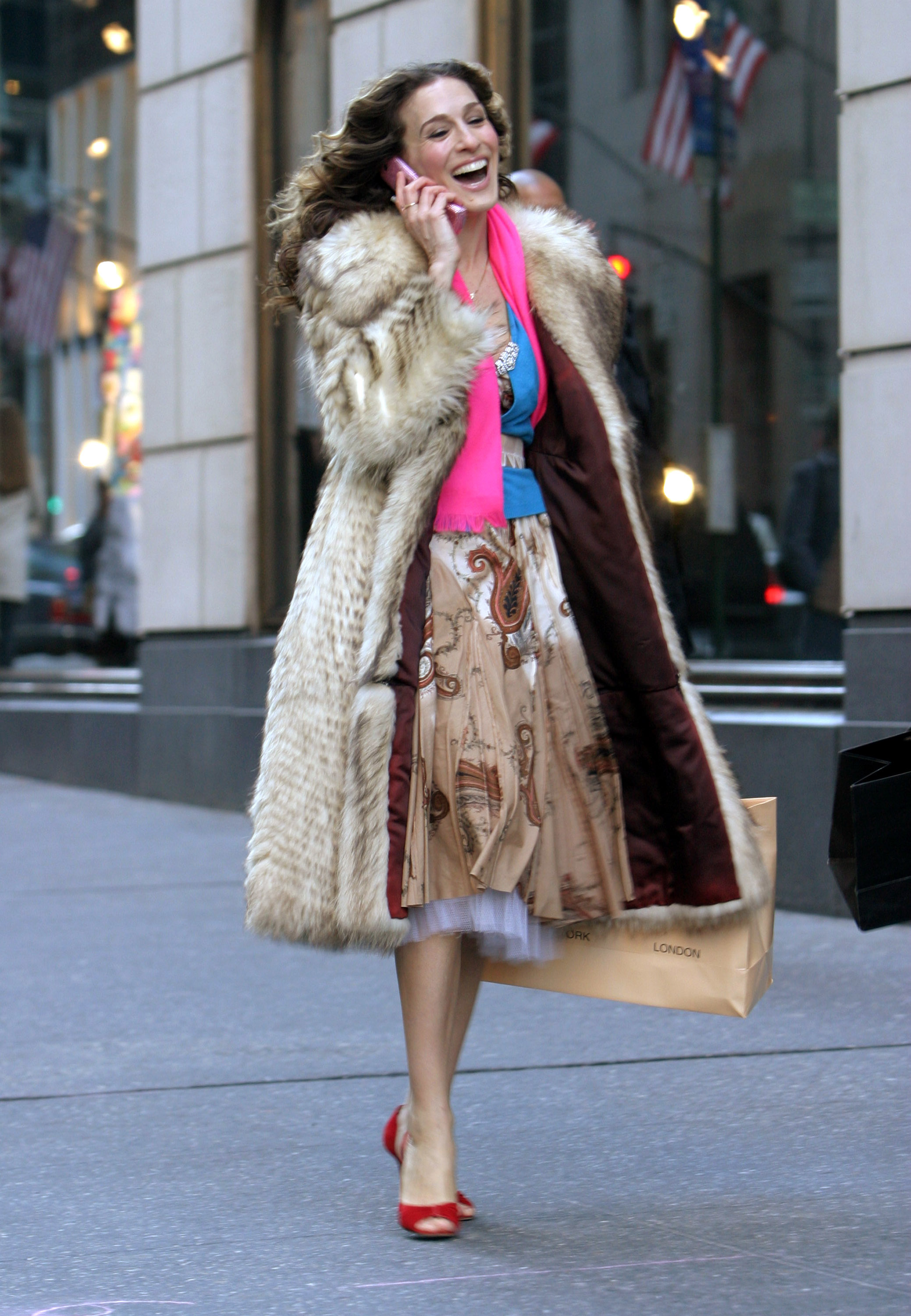SATC Final Episode Getty Images