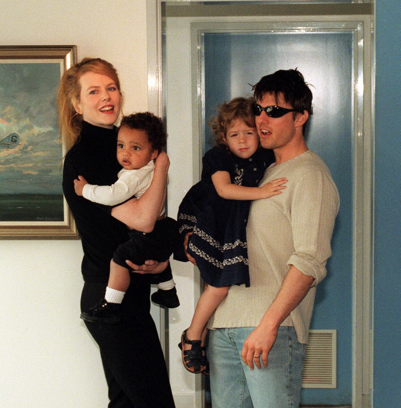 Tom Cruise Nicole Kidman Getty Images