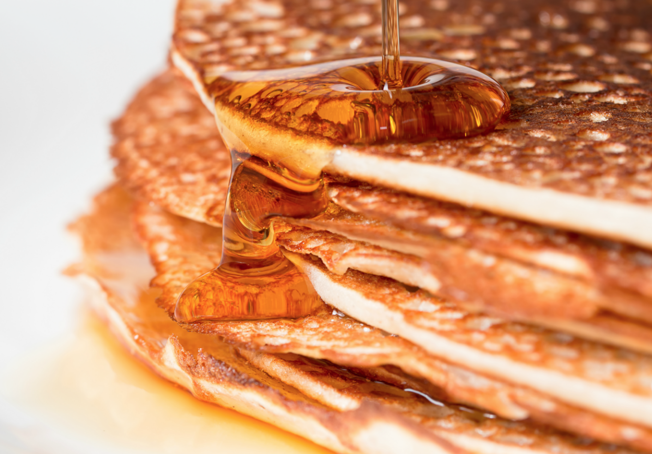 how to reheat pancakes in the microwave