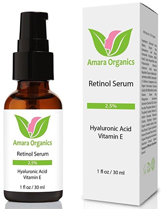Amara Organics Retinol Serum
