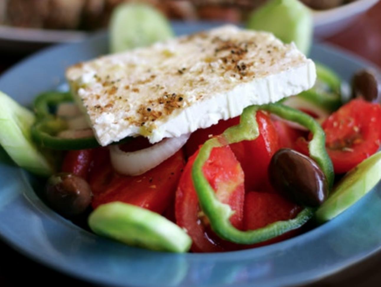 Mediterranean diet information