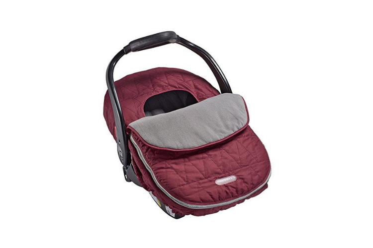 Best Winter Car Seat Cover for Baby JJ Cole