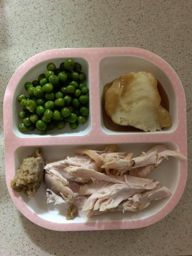 smaller plate for weight loss